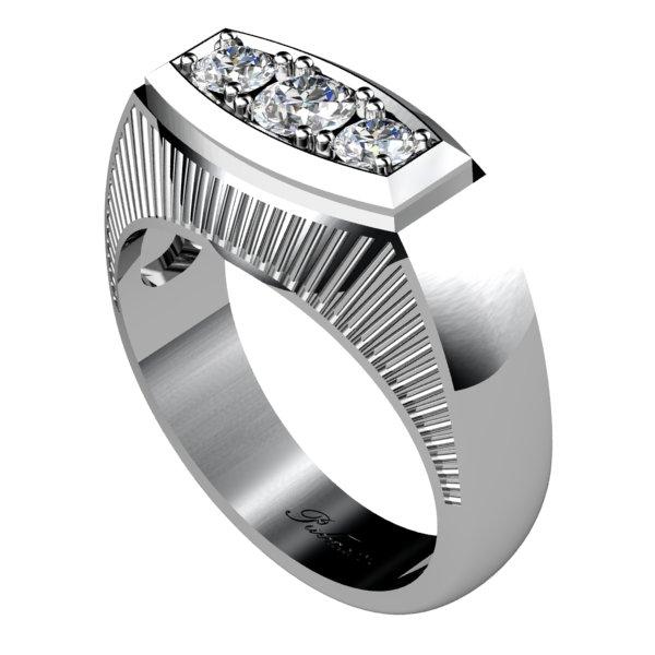 Buy Online Mens Multi Diamond Rings