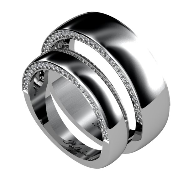 Buy Online Diamond Wedding Rings